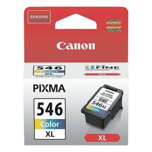 ראש דיו מקורי קנון צבעוני Canon CL546XL