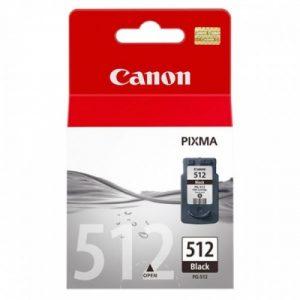 ראש דיו מקורי קנון שחור Canon PG512