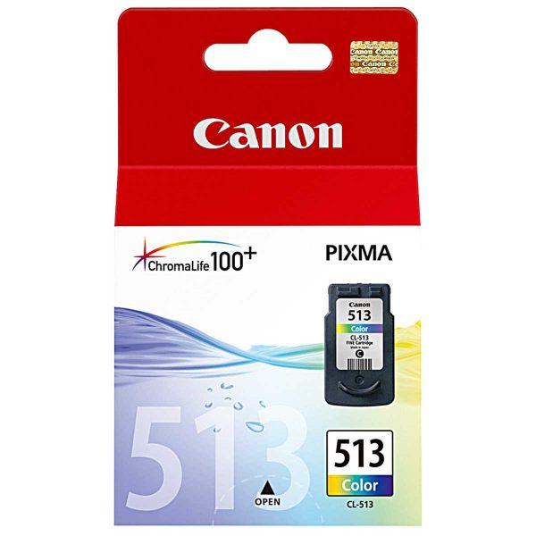 ראש דיו מקורי קנון צבעוני Canon CL513