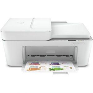 מדפסת הזרקת דיו HP DeskJet Plus 4120 3XV14B